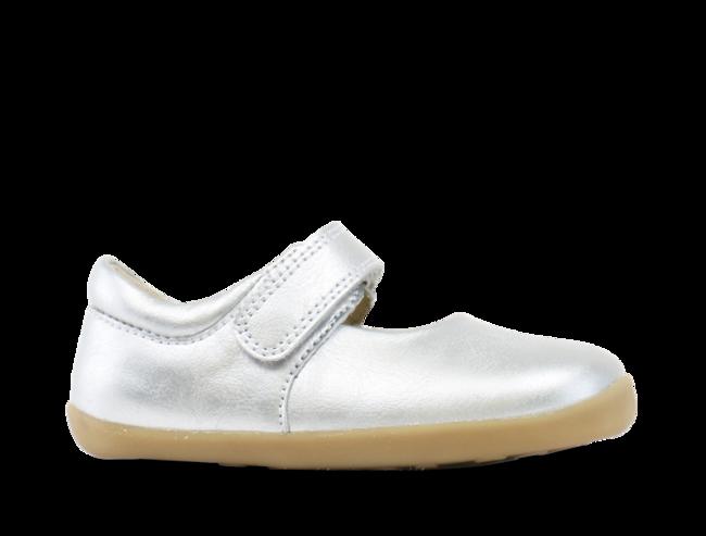 Classic Dance Ballet Shoe Silver