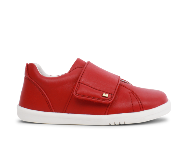 Classic Boston Trainer Rio Red