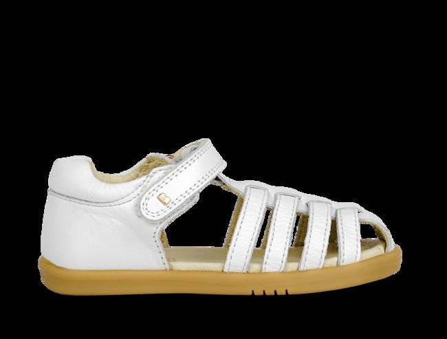 Classic Jump Sandal White