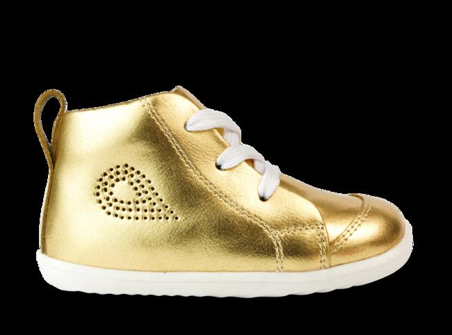 Alley-Oop Gold Metallic